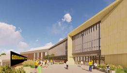 Gustavus Adolphus College - Lund Center Expansion and Renovation