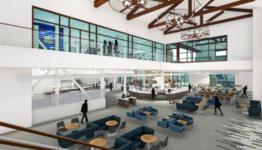Vanguard University - Waugh Student Center