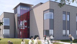 Washington State University Tri-Cities - Academic Confluence Building