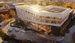 Centennial College - A-Block Expansion Building