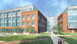 University of North Carolina at Greensboro - Nursing and Instructional Building