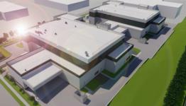 AstraZeneca - Pharmaceutical Manufacturing Facility - Hurdsfield Industrial Estate