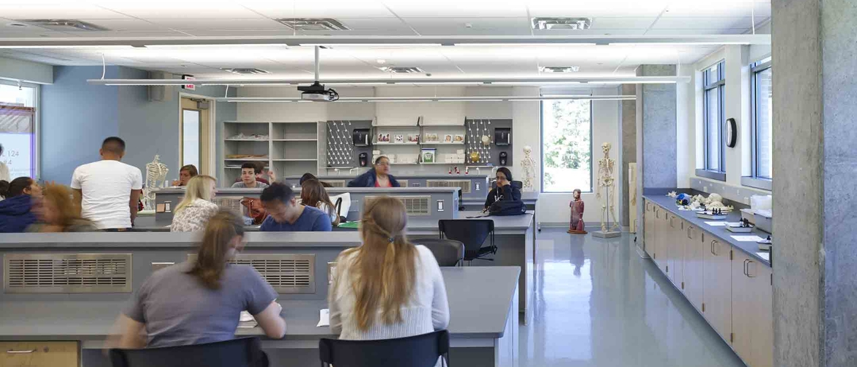 Exploratory Hall Science Building   Tradeline, Inc.