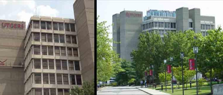 Rutgers Robert Wood Johnson Medical School Research Tower