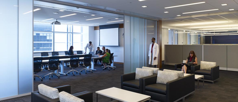 Advanced Health Sciences Pavilion | Tradeline, Inc
