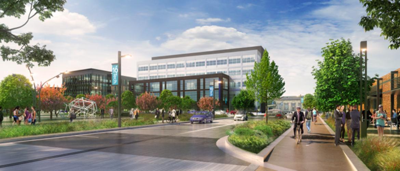 16 Tech Community Corporation - Innovation Building 1