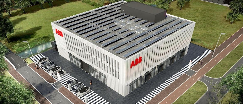 ABB - Electromobility Headquarters & R&D Center - TU Delft