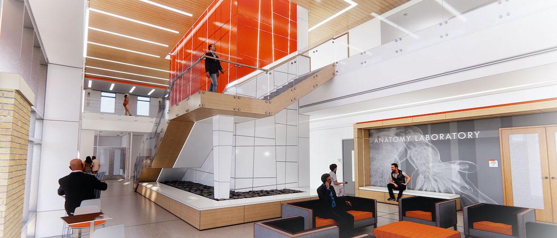 Oklahoma State University - North Academic Building