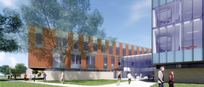 University of Nebraska at Kearney - Discovery Hall