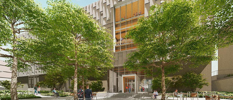 University of Washington - Health Sciences Education Building