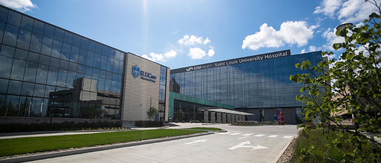 SSM Health - Saint Louis University Hospital