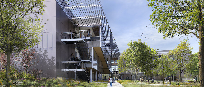 Northwest Vista College - STEM Building