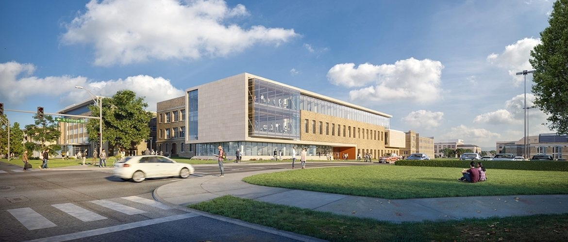 Bowling Green State University - Robert W. and Patricia A. Maurer Center