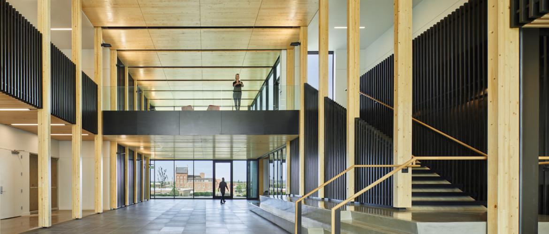 Avista & McKinstry - Catalyst Building