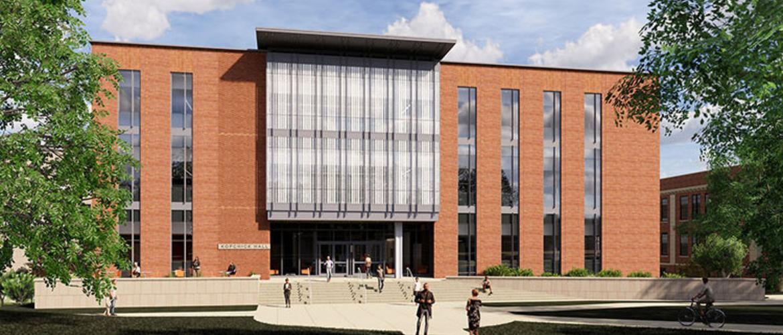 Indiana University of Pennsylvania - John J. and Char Kopchick Hall