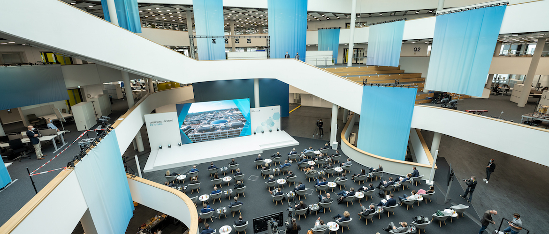 BMW Group - FIZ Projekthaus Nord