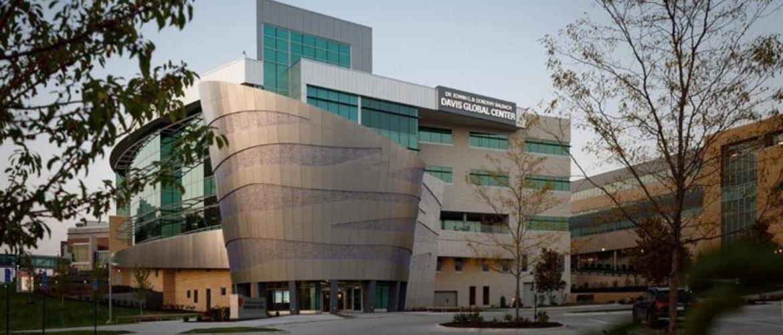 University of Nebraska Medical Center - Dr. Edwin G. & Dorothy Balbach Davis Global Center