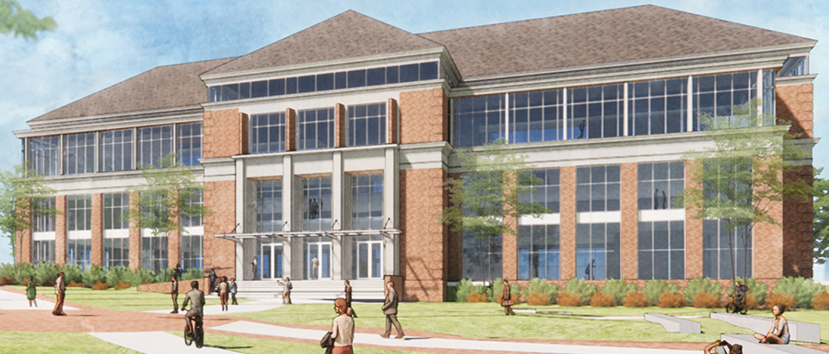 Miami University - Richard M. McVey Data Science Building