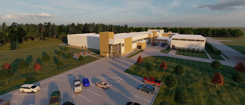 Merck - HPAPI & ADC Production Facility