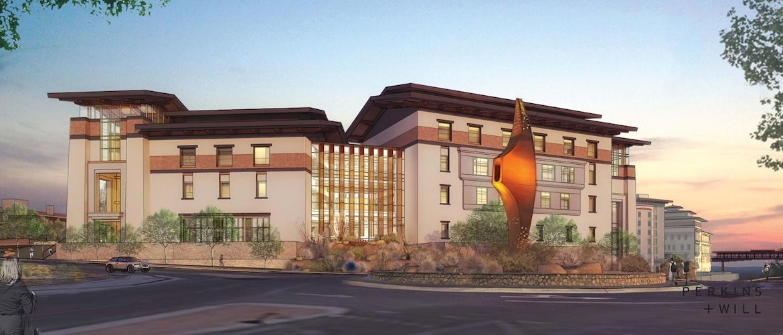 University of Texas at El Paso - Interdisciplinary Research Building