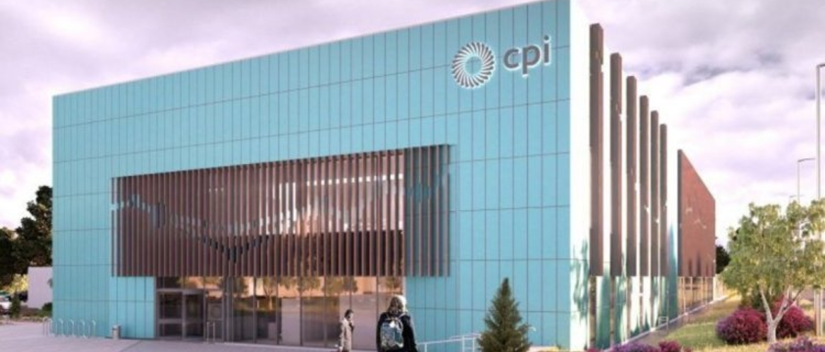 CPI - Medicines Manufacturing Innovation Centre