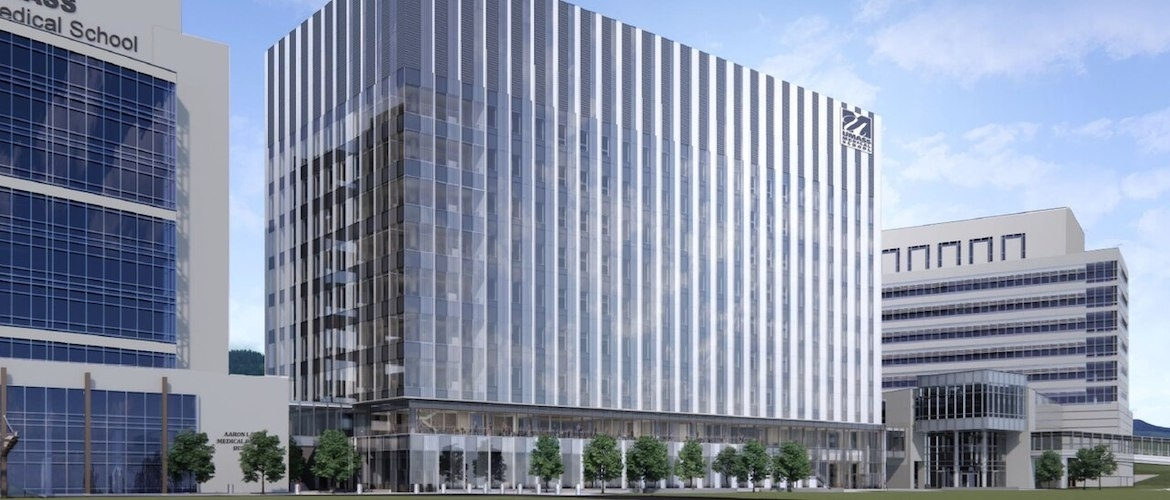 University of Massachusetts Medical School - Biomedical Research and Education Building - Worcester