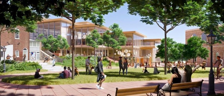 Johns Hopkins University – The Village