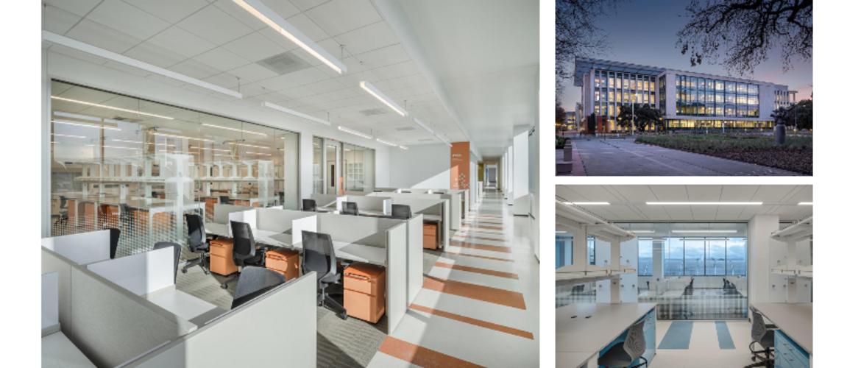 Stanford University - Biomedical Innovation Building