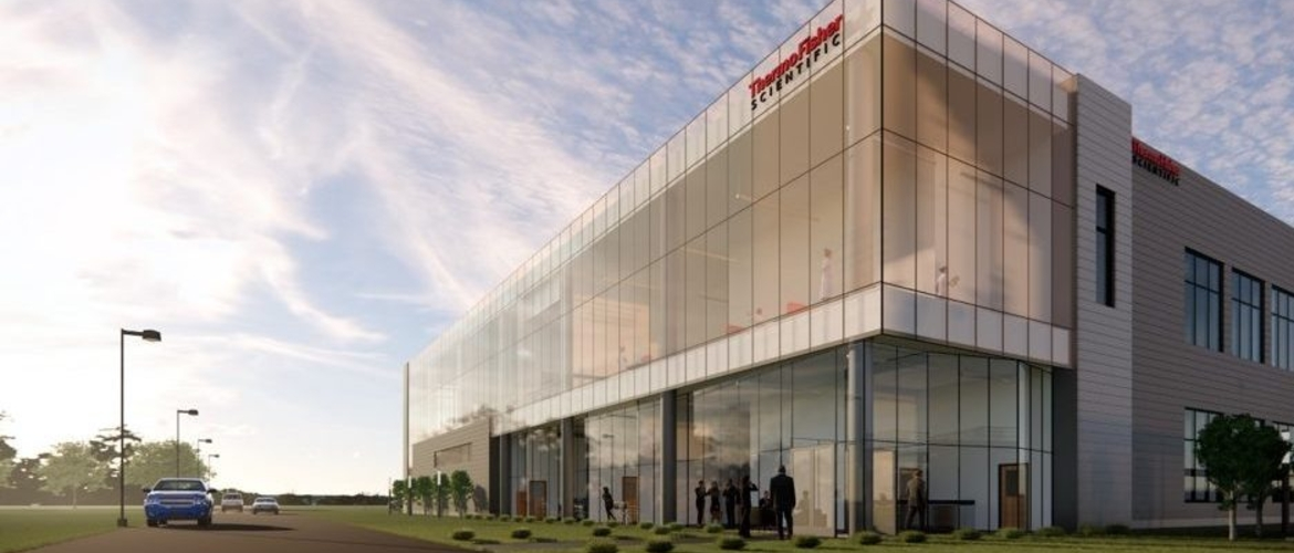 Thermo Fisher Scientific - Sterile Drug Product Development and Commercial Manufacturing Facility - Greenville