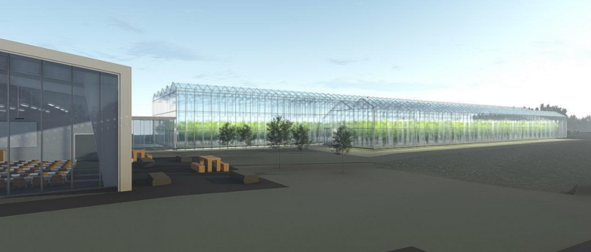 The Ohio State University - Controlled Environment Food Production Research Complex