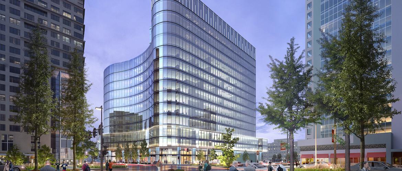 BioMed Realty - 601 Congress Street - Boston