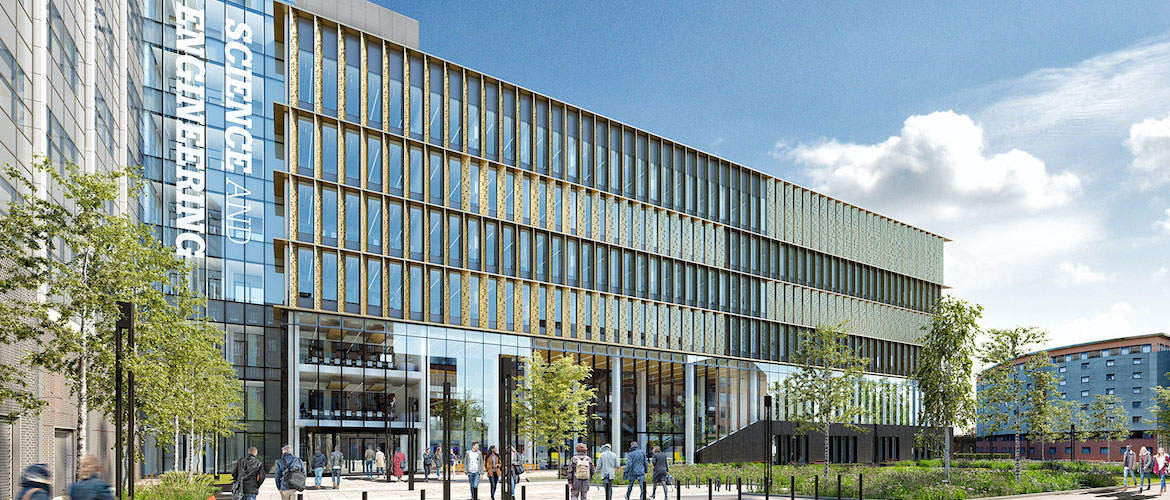Manchester Metropolitan University - Science and Engineering Building