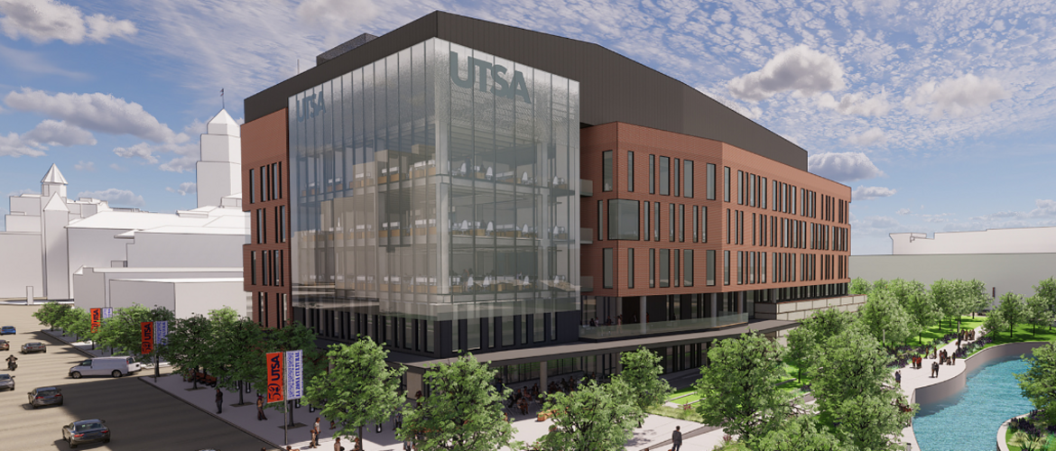 University of Texas at San Antonio - School of Data Science and National Security Collaboration Center
