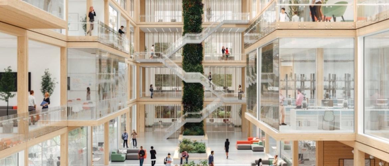 University of British Columbia - School of Biomedical Engineering Building