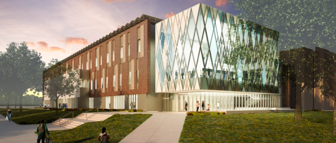 University of Memphis - STEM Research and Classroom Building