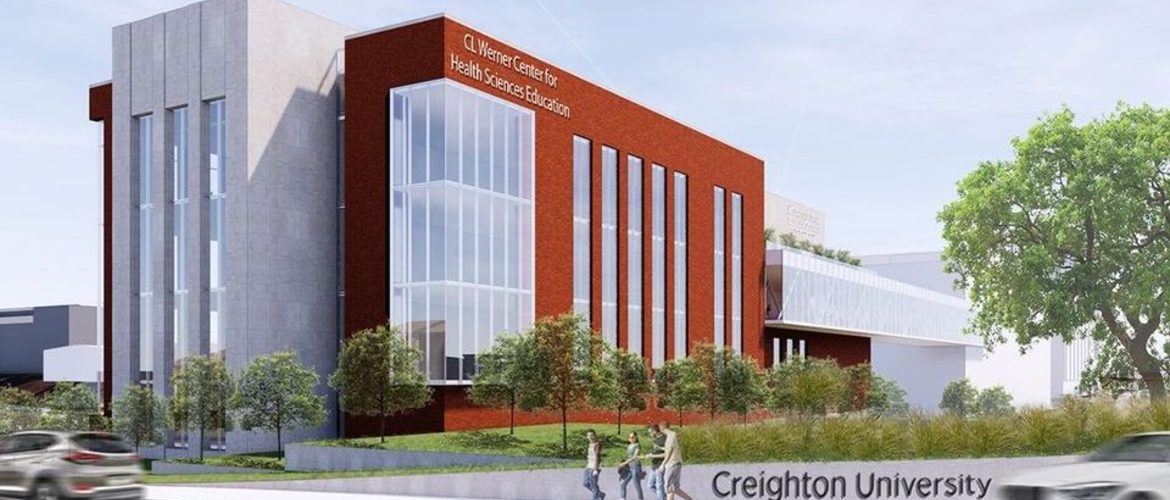 Creighton University - CL Werner Center for Health Sciences Education