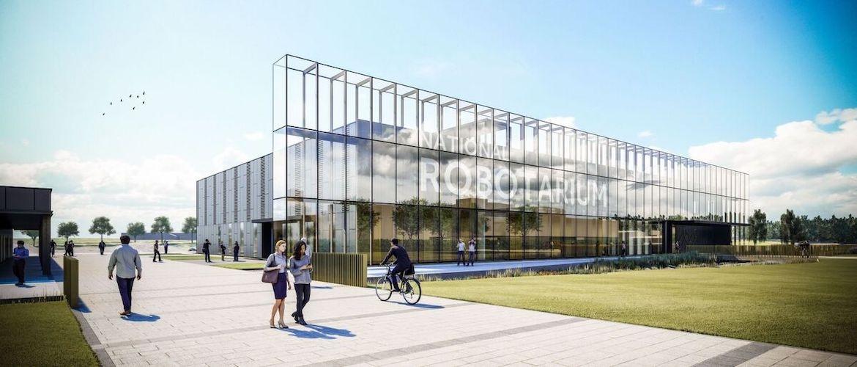 Heriot Watt University - National Robotarium