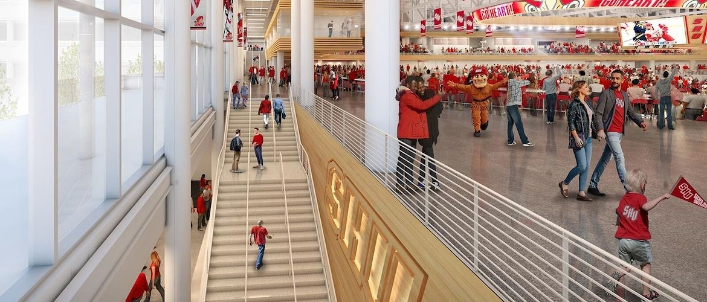 Sacred Heart University - Hockey and Skating Complex
