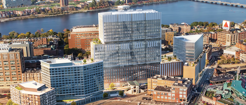 IQHQ & Meredith Management - Fenway Center