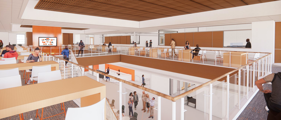 Oklahoma State University - New Frontiers Agricultural Hall