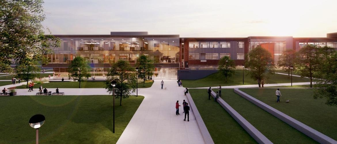 Indiana Tech - Zollner Engineering Center Expansion and Renovation