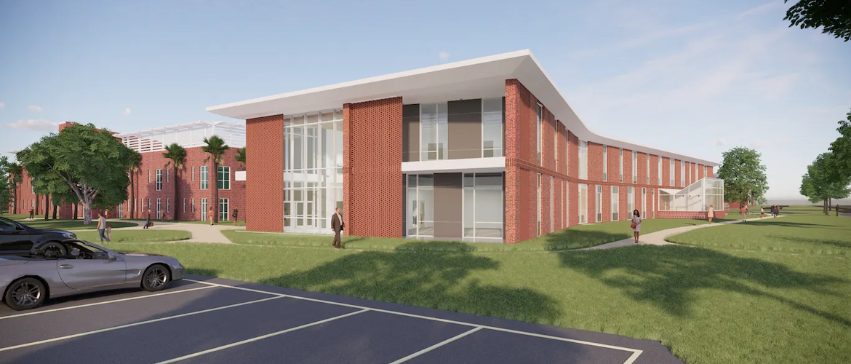 Stetson University - Cici & Hyatt Brown Hall for Health & Innovation