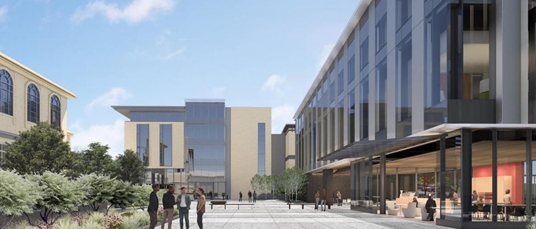 Carnegie Mellon University - Scaife Hall