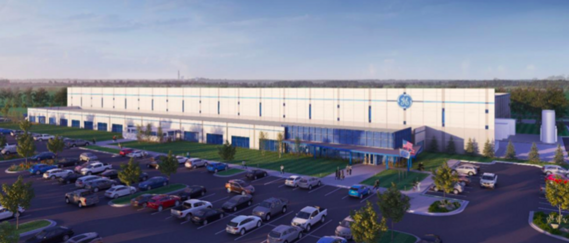 GE Aviation Builds Advanced Manufacturing Center
