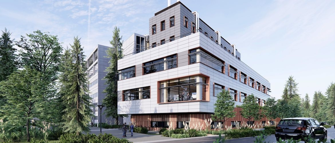 University of Victoria - Engineering and Computer Science Building Expansion
