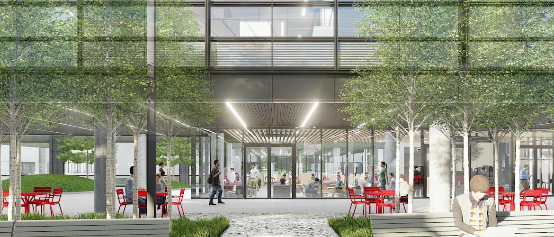 The Ohio State University - Interdisciplinary Research Facility