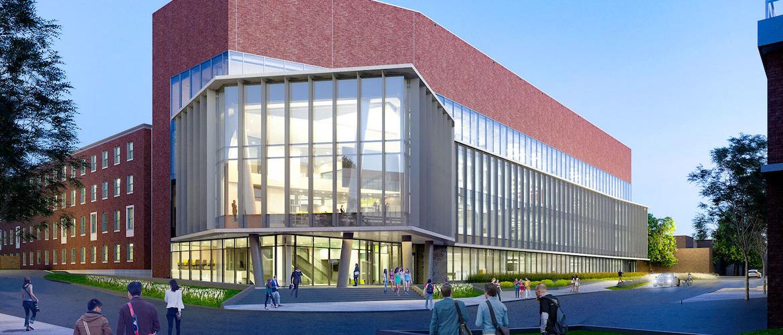 University of Maryland - Chemistry Building