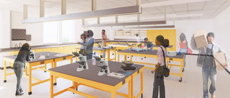 WSU Tri-Cities - Collaboration Hall