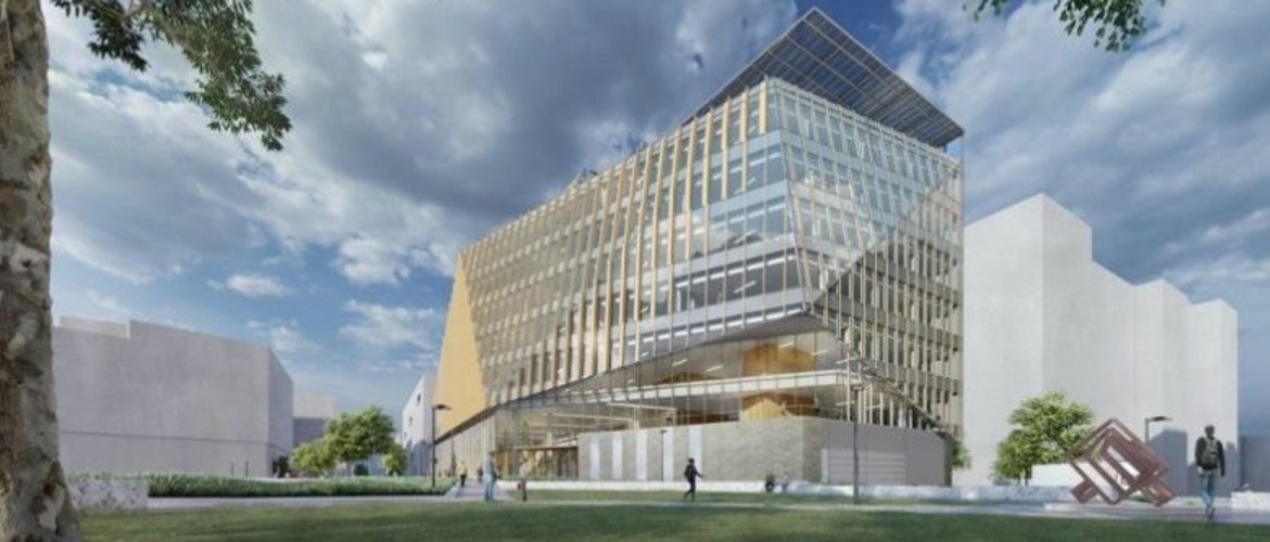 Academic Building - Innovation Campus