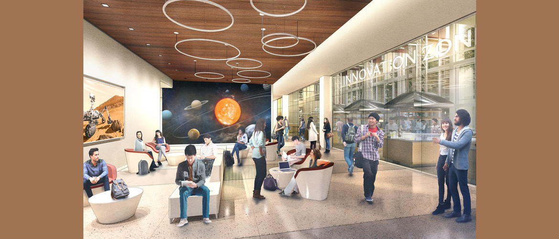 Santa Clara University - Sobrato Campus for Discovery and Innovation